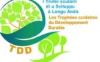 « I trufei scularii di u sviluppu à longu andà - Les trophées scolaires du développement durable »