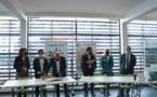 Signature de convention entre le syndicat mixte du Grand Site des Iles Sanguinaires et de la pointe de la Parata