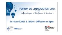 """5ème édition du Forum de l'innovation """" Apprentissages et Intelligences du territoire"""""""