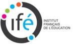 L'actualité de l'Institut français de l'éducation