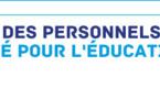 Protection des personnels : une priorité pour l'éducation nationale